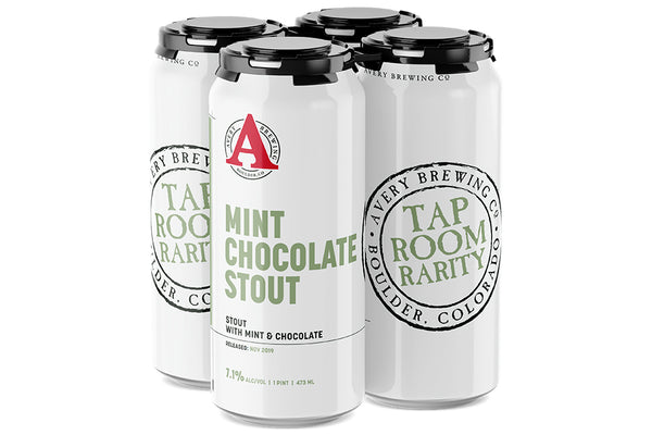 TAP ROOM RARITY: MINT CHOCOLATE STOUT