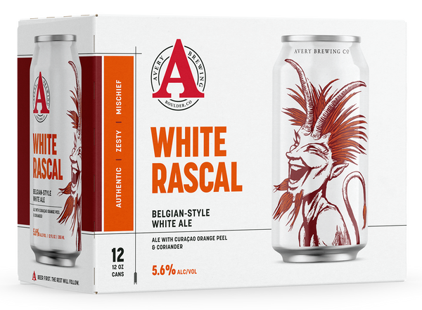 WHITE RASCAL TWELVE PACK