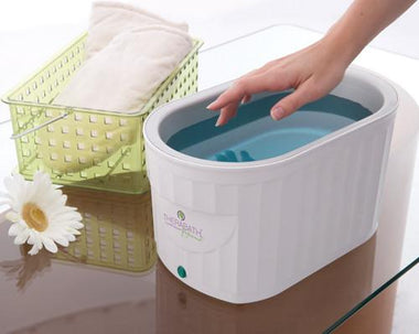 Soothe Joint and Muscle Pain with a Therabath Pro Paraffin Bath