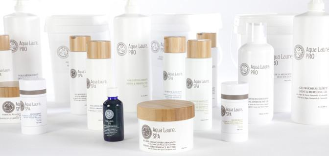 Aqua Laure, Skin Care for Your Whole Body