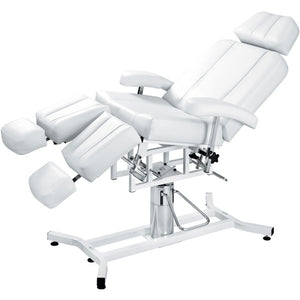 Equipro - MAXI-COMFORT PEDICURE HYDRAULIC 360º - Aesthetic & Spa tables