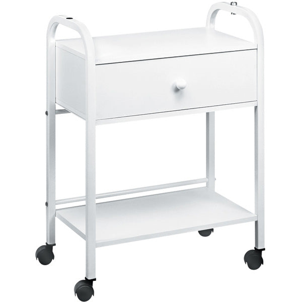 Equipro - TS-2 WITH DRAWER - Auxiliary Service tables, trolleys & carts