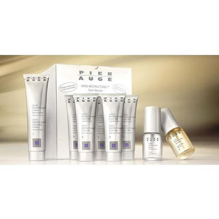 Pier Auge - Cryo-Restructurel Face Lift Treatment - The Ultimate Anti-Aging Program