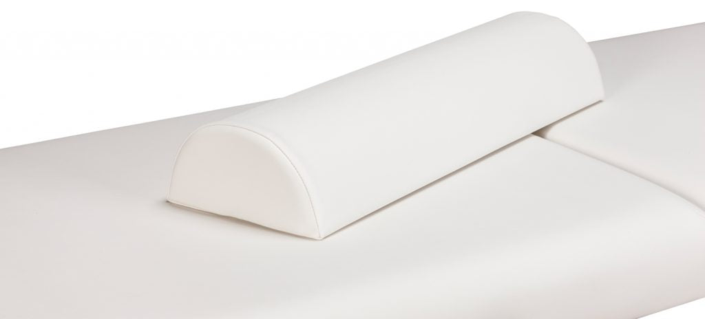 Equipro - HALF-MOON BOLSTER - Aesthetic and massage table options