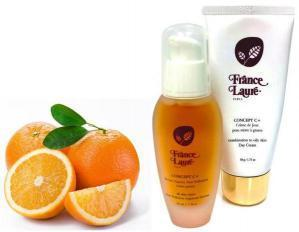 France Laure - illuminate C+  Detox Intense Serum
