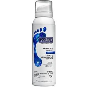 Footlogix - #3+  Cracked Heel Formula for Very Dry Skin