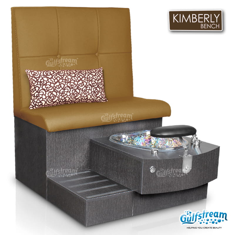 Gulfstream- Kimberly Double Bench -Pedicure Spas