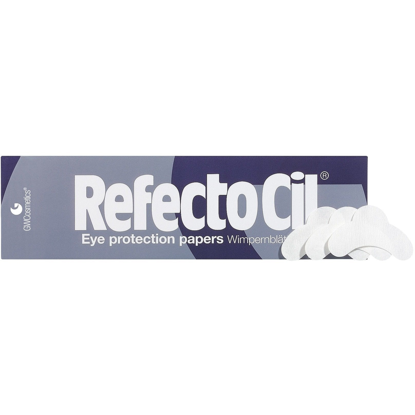 Refectocil Eye Tint Protection Papers - Breizh Esthetic & Salon Supply - 1