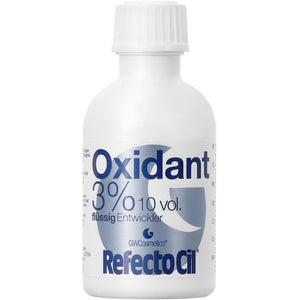 Refectocil Tint Oxidant Liquid 3% - Breizh Esthetic & Salon Supply