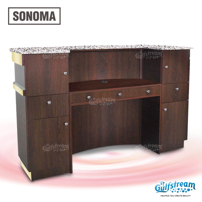 Gulfstream- SONOMA RECEPTION -Salon Furniture