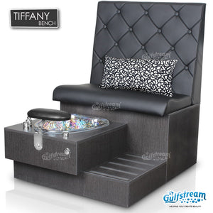Gulfstream- Tiffany Double Bench -Pedicure Spas