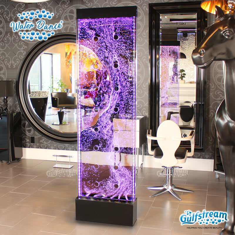 Gulfstream- WATERDANCE WALL DISPLAY -Salon Furniture
