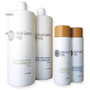 Aqua Laure - Detox & Firming Veil (Body Lotion) - Breizh Esthetic & Salon Supply
