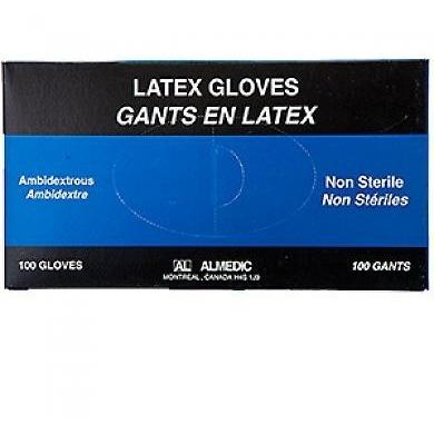 Supplies - Latex Gloves - All Sizes - Breizh Esthetic & Salon Supply
