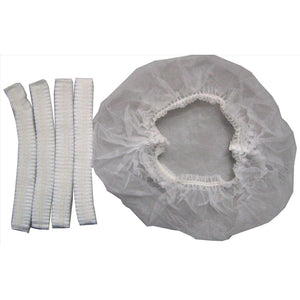 Supplies - Disposable Hair Covers/Hair Nets - Breizh Esthetic & Salon Supply