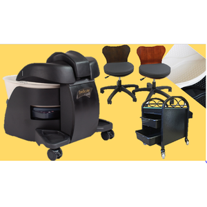 Continuum - Deluxe Pedicute Package