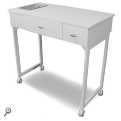 Silhouet-Tone - Manicure Table