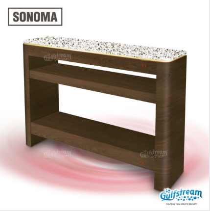 Gulfstream- SONOMA NAIL DRYER -Salon Furniture