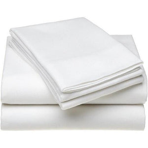 Linens - Twin Bedsheet T130 - Breizh Esthetic & Salon Supply