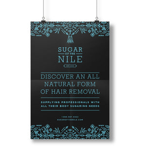 Sugar of the Nile - Poster - Breizh Esthetic & Salon Supply