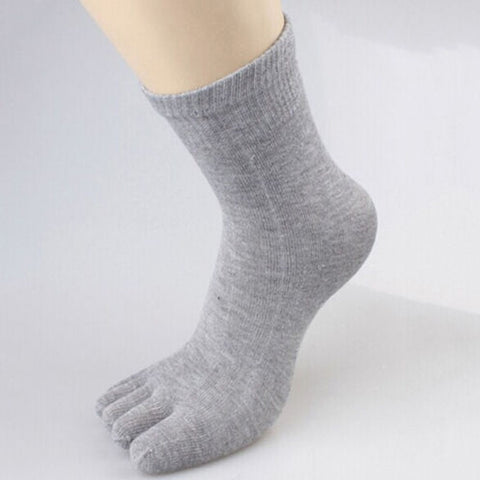Copper Circulation Toe Socks