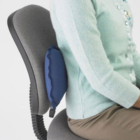 Lumbar Support, Self Inflating Airback - McKenzie/OPTP Brand