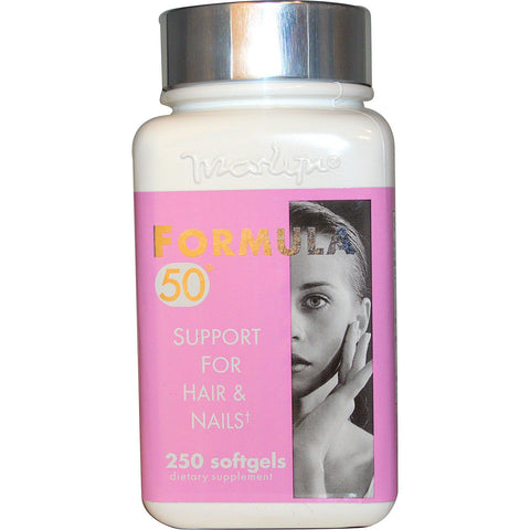 Dietary Supplement - Marlyn Formula50 Soft Gels