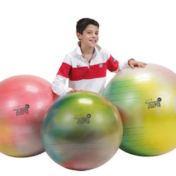 Yoga Exercise Ball (Rainbow), Arte PLUS