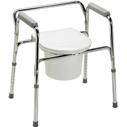 Commode, 3 in 1, Easy-Care