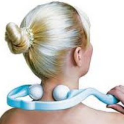 Massage Tool for Neck, Cushion Golf Brand