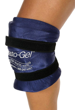 Hot/Cold Wrap for Knee with Patella Hole, Elasto-Gel Brand