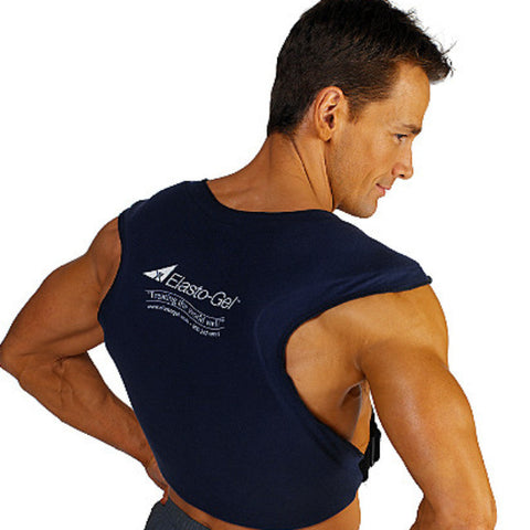 Hot/Cold Pack for Neck/Back, Elasto-Gel Brand