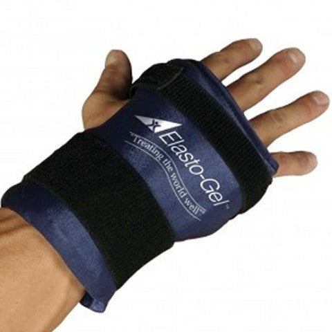 Hot/Cold Pack for Wrist/Hand, Elasto-Gel Brand