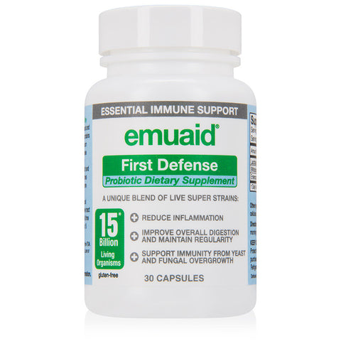 Emuaid First Defense