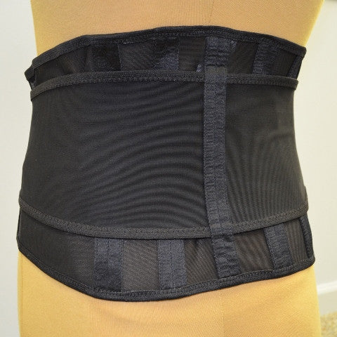 Back/Lumbosacral Wrap Belt-Elastic , Freeman Brand