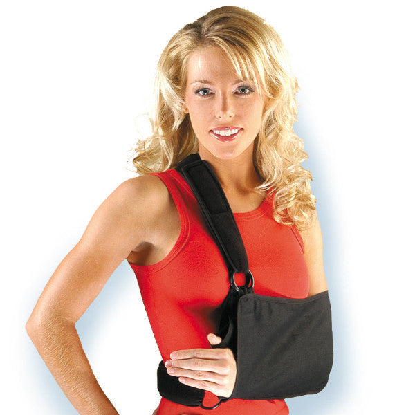 Arm Sling with Swathe Strap, Hely&Weber Brand
