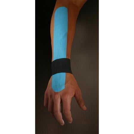 Kinesio Tape - Athletic Therapy Tape, pre-cut for the wrist