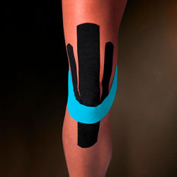 Kinesio Tape - Athletic Therapy Tape, pre-cut for knee