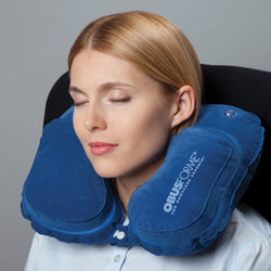 Neck Pillow, Inflatable Travel, Obus Forme Brand
