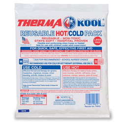 Hot/Cold Pack, Reusable - Therma Kool Brand