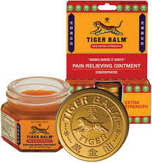 Tiger Balm Ointments, Rubs and Creams