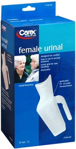 Urinal, Female