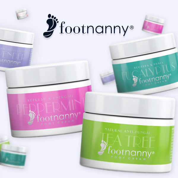 FOOTNANNY SOAK AND SMOOTH BUNDLE
