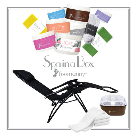 Footnanny SPA In A Box
