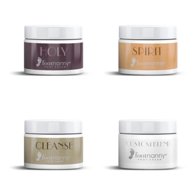 Holy Spirit Cleanse Travel Set