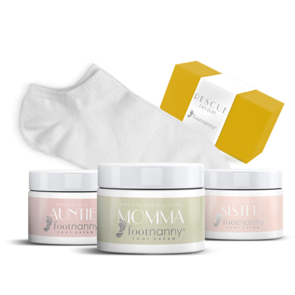 Footnanny Gift Set Woman Celebration