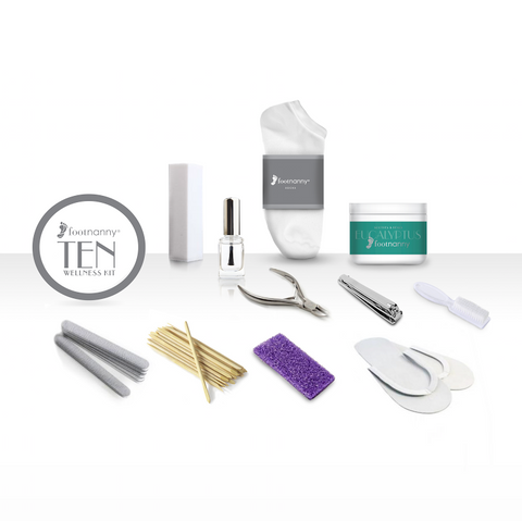 "Footnanny10 ""Wellness Kit"""