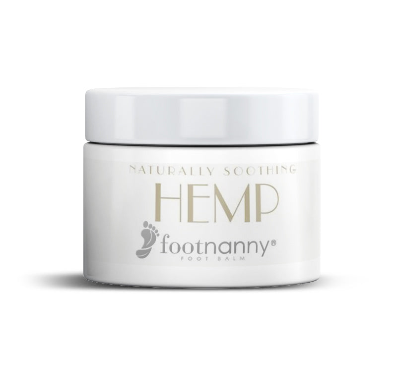 HEMP Foot Balm Power Kit