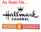 As seen on Hallmark Channel Home & Family