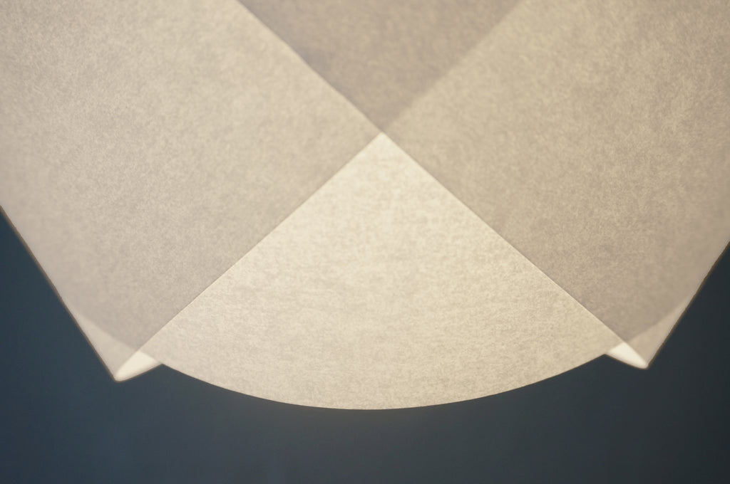 clar lighting pergamenata paper lampshade